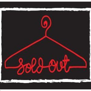 Sold out. Check my closet for more great finds!